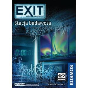 EXIT: Gra Tajemnic - Stacja Badawcza. Gra Planszowa