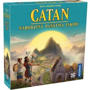 Catan: Narodziny Państwa Inków. Gra Planszowa