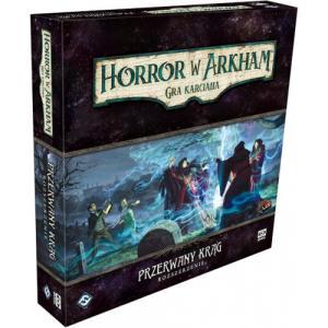 Horror w Arkham LCG: Przerwany Krąg. Dodatek do Gry Karcianej