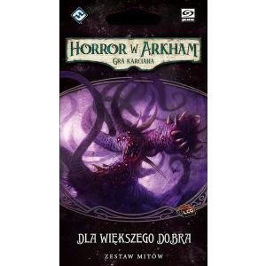 Horror w Arkham: Dla Większego Dobra. Dodatek do Gry Karcianej