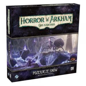 Horror w Arkham LCG : Pożeracze Snów. Dodatek do Gry Karcianej