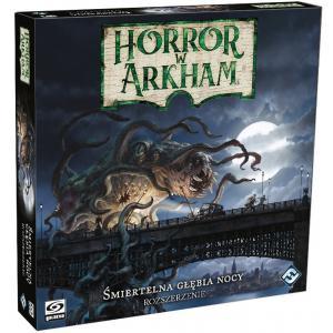 Horror w Arkham: Śmiertelna głębia nocy