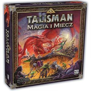 Gra Talisman Magia i Miecz (druga edycja PL)