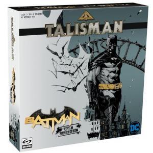 Talisman: Batman. Edycja Superłotrów