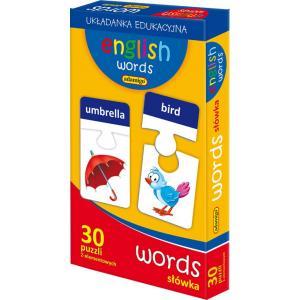 English words. Words - Gra językowa