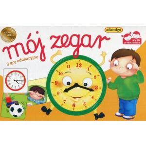 Mój zegar. Loteryjka edukacyjna