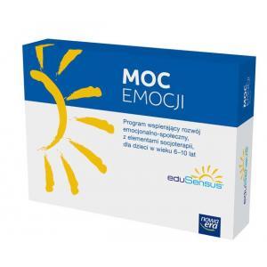 Moc emocji, program wspierający rozwój emocjonalno - społeczny