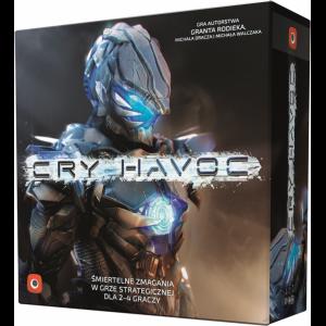Cry Havoc Gra planszowa
