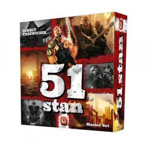 51. Stan: Master Set. Gra planszowa