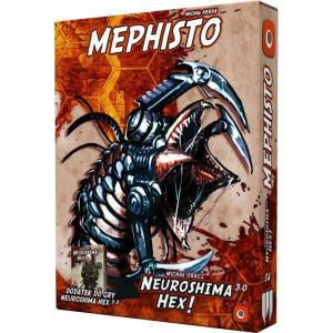 Neuroshima Hex 3.0: Mephisto Dodatek do gry