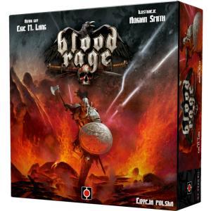 Blood Rage (edycja polska) Gra Planszowa