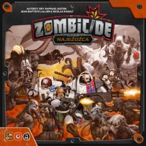 Zombicide: Najeźdźca. Gra Przygodowa
