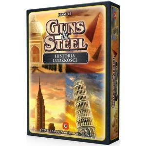 Guns & Steel. Gra Karciana