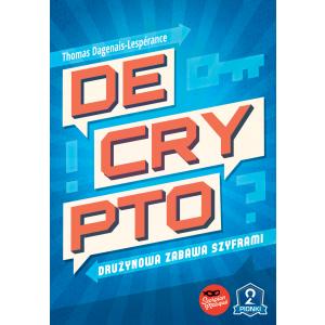 Decrypto. Gra Planszowa