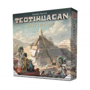 Teotihuacan: Miasto Bogów. Gra Planszowa