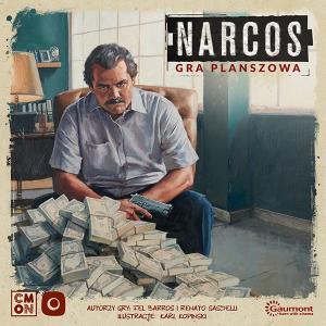 Narcos. Gra Planszowa