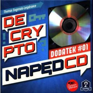 Decrypto: Napęd CD