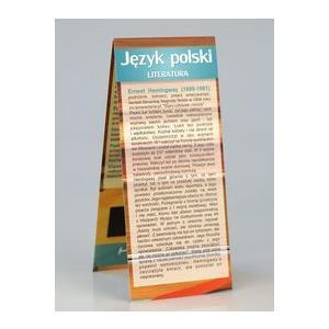 Zakładka Magnetyczna Henry Język Polski Literatura