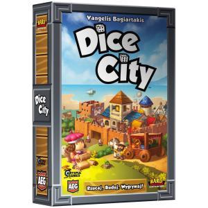 Dice City (Edycja Polska). Gra Planszowa