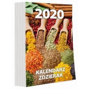 Kalendarz zdzierak 2020 KZ