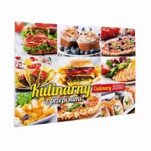 Kalendarz 2020 KA-3 Kulinarny