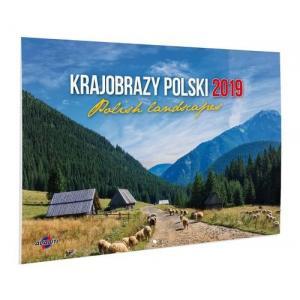 Kalendarz 2020 KA-7 Krajobrazy Polski