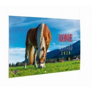 Kalendarz 2020 KA-10 Konie