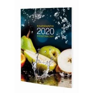 Kalendarz 2020 kieszonkowy KK-1