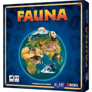 Fauna (Druga Edycja). Gra Planszowa