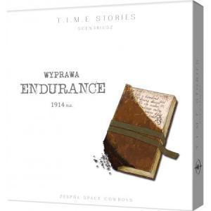 T.I.M.E Stories: Wyprawa Endurance. Dodatek do Gry Karcianej