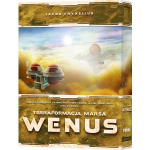 Terraformacja Marsa: Wenus. Dodatek do Gry Planszowej