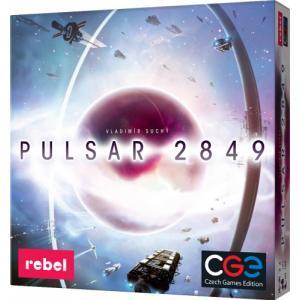 Pulsar 2849. Gra Planszowa