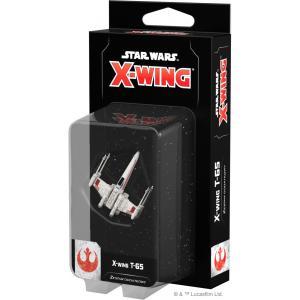 Star Wars X-Wing - Zestaw Dodatkowy X-wing T-65 (Druga Edycja)