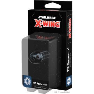 Star Wars X-Wing - Zestaw Dodatkowy Myśliwiec TIE Advanced x1 (Druga Edycja)
