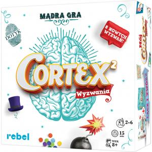 Cortex 2. Gra Planszowa