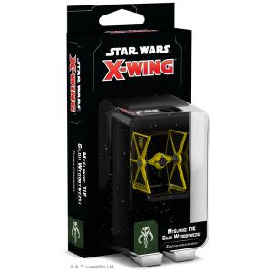 Star Wars X-Wing - Zestaw Dodatkowy Myśliwiec TIE Gildii Wydobywczej (Druga Edycja)