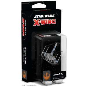 Star Wars X-Wing - Zestaw Dodatkowy Myśliwiec X-Wing T-70 (Druga Edycja)