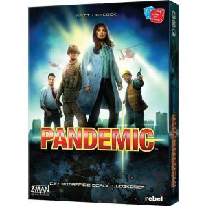 Pandemic. Edycja polska