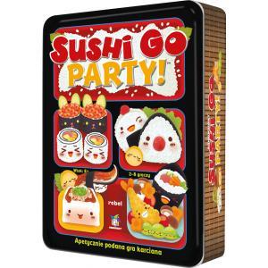 Sushi Go Party! (Edycja Polska). Gra Karciana