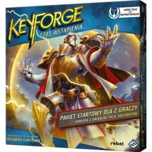 KeyForge: Czas Wstąpienia. Pakiet Startowy. Gra Karciana