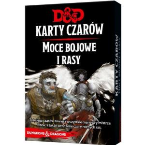 Dungeons and Dragons: Karty czarów – Moce