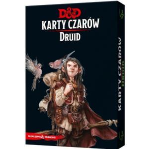 Dungeons and Dragons: Karty czarów – Druid