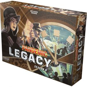 Pandemic Legacy 0
