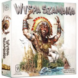 Wyspa Szamana. Gra Strategiczna