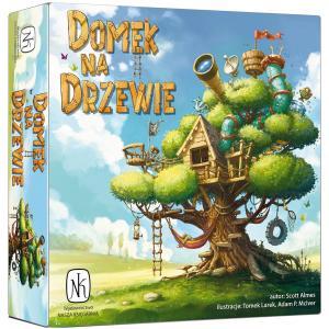 Domek Na Drzewie Gra Planszowa