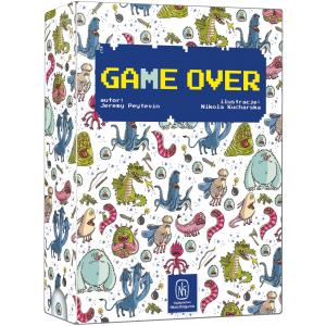 Game Over. Gra Karciana