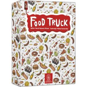 Food Truck. Gra Familijna