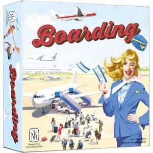 Boarding. Gra planszowa