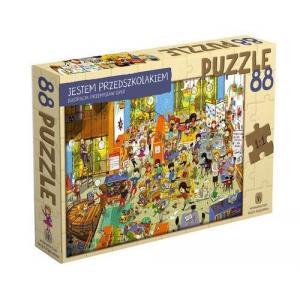 Puzzle Jestem przedszkolakiem 88