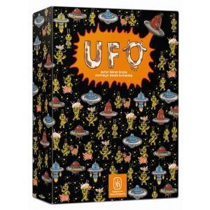 UFO. Gra planszowa